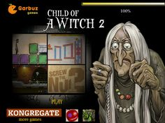 Child of a Witch 2 – Free To Play Browser Game  http://htl.li/Dwrx3041okE