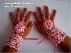 Handmade by Arantza/Labores Arantza TUTORIAL