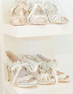 The White Gallery 2015 | Love My Dress® UK Wedding Blog / Harriet Wilde Shoes / Emma Pilkington Photography