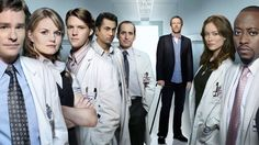 favorite cast by far, just missing cuddy & amber!