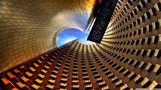architecture picture widescreen retina imac (Dyson Butler 1366x768)