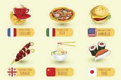 Are You Sophisticated Enough To Get 10/12 On This International Food Quiz?
