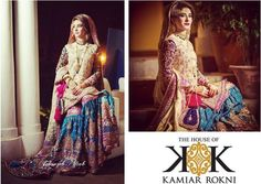 Kamiar Rokni Bridal Collection 2015