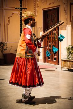 Indian traditional musician dancer from Jaipur - rajasthan | Flickr - Photo Sharing!