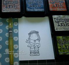 Distress Ink Tutorial « Paper Papillon