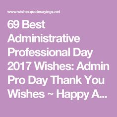 professional administrative