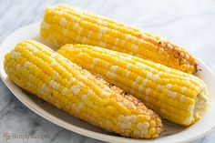 Grilled Corn-on-the-Cob on SimplyRecipes.com