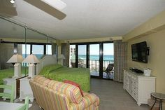 Condo vacation rental in Destin Area from VRBO.com! Bedroom/living room combined but seperate 2nd bedroom