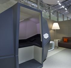Sleeping pod | DVICE