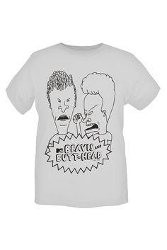 Beavis and Butthead t-shirt