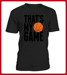 basketball thats my game Womens TShirts - Tischtennis shirts (*Partner-Link)