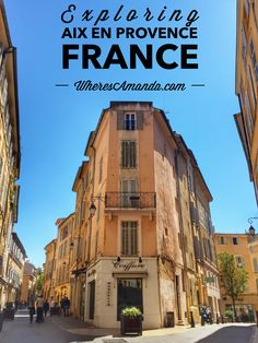 Aix en Provence is a city in Provence in the South of France most well known as a university town and as the birthplace of renowned painter Paul Cézanne. It was the first port of call on our 11-night Carnival Vista Mediterranean Cruise.