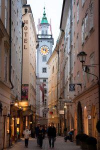 Great any time of year Salzburg is especially charming in the fall www.casualtravelist.com