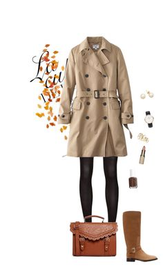 """""""Untitled #24"""" by saraa89 ❤ liked on Polyvore featuring Zara, By Zoé, Sofie D'hoore, Uniqlo, ASOS, Essie, L'Oréal Paris, Daniel Wellington and H&M"""
