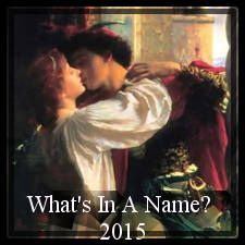 What's In A Name 2015