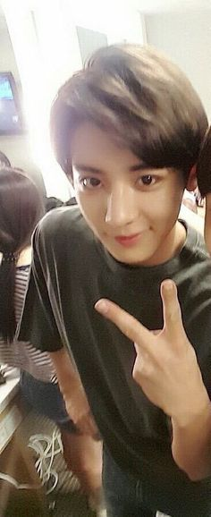 Is he really chanyeol Park Chanyeol Exo, Kpop Exo, Baekhyun, Exo Ot12, Chanbaek, Chansoo, Music Genius, Exo Official, Boy Music