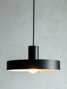 凸LAMP M30(デコランプM30)|ペンダント照明|商品詳細ページ|照明・インテリア 販売 flame Chandelier Lamp, Pendant Lamp, Pendant Lighting, L And Light, Light My Fire, Industrial Style Lamps, Store Plan, Light Installation, Lighting Design