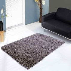 Veronica Extra Soft Taupe Rug By Ultimate Rug 1