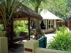 Our villa in Banyan Tree, Vabbinfaru island by Dan & Luiza from TravelPlusStyle.com, via Flickr