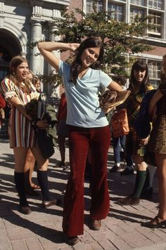 "In 1969, Life magazine explored the ""freaky new freedoms"" of fashion seen on high school students across the country. The inspiring fashion ..."