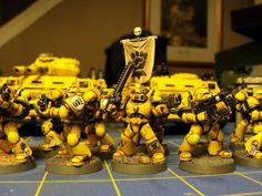 Fist, Fists, Imperial, Imperial Fists, Space Marines