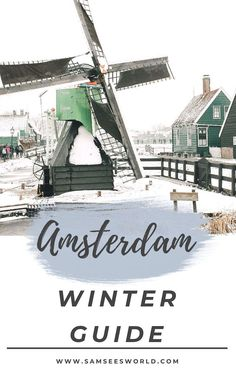 Heading to Amsterdam this winter? Read on to find out all the best things to do in Amsterdam in Winter. From walking the canals, eating at cafes, visiting museums, watching celebrations, there is tons to do in Amsterdams winter season that you will love. Europe Destinations, Europe Travel Guide, Travel Guides, Travel Hacks, Amsterdam Winter, Amsterdam Travel, See World, By Train, France