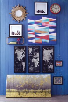 Our beautifully crafted mirrors, bathroom mirrors and decorative mirrors reflect your unique global style at prices that are the fairest of them all. www.worldmarket.com #WorldMarket Wall Art and Decor