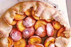 abrikozentaart met kardemon