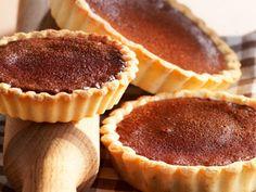 Tartelettes au Nutella