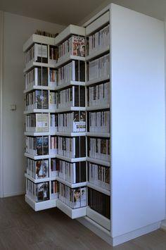 Maximale opslag voor DVD's