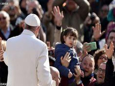 Papa Francisco en la audiencia general: Misericordia y poder