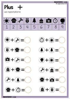 Фотография Flashcards For Kids, Kindergarten Math Activities, Kindergarten Math Worksheets, Preschool Math, Math Games, School Tool, Early Math, Math Addition, Basic Math