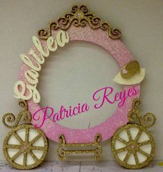 New Ideas For Baby Shower Ideas Disney Princess Cinderella Carriage Baby Birthday, First Birthday Parties, First Birthdays, Disney Princess Birthday, Cinderella Birthday, Cinderella Disney, Baby Party, Baby Shower Parties, Princesse Party