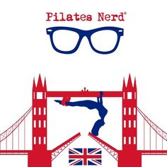 Love the Pilates Nerd!  How cute is this?