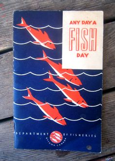 Client: Department of Fisheries, Government of Canada  Date: 1937 Design: Unknown