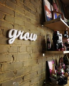 """The Talmud poetically reads: """"Every blade of grass has its angel that bends over it and whispers, 'Grow, grow.'""""  Consider this sign that angel."""