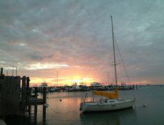 #keybiscayne #sunset
