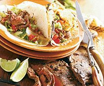 Tex-Mex Skirt Steak
