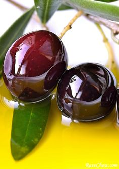 Gorgeous looking olive and olive oil. Delicious and healthy to dip with freshly baked bread.