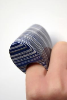 Paper Ring by Jeremy May