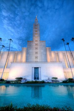 Dream:  Be sealed in the Los Angeles Temple