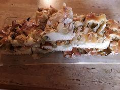 Buttermilch Rhabarberkuchen