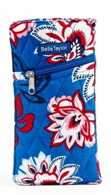 Bella Taylor Florista Quilted Cotton Eye Glass Case Victorian Heart Co., Inc.. $10.45