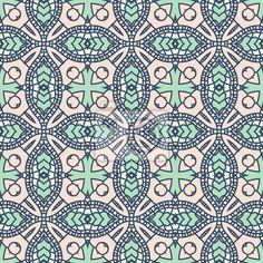 1a0b92a19dd Dekor Sömlös färgglada retro mönster bakgrund • Pixers® - Vi lever för  förändring
