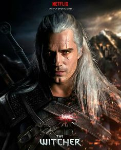 Henry Cavill as Geralt of Rivia, The Witcher Superman Cavill, Henry Superman, The Witcher Geralt, Witcher Art, Henry Cavill, American Horror Story, The Witchers, Witcher Wallpaper, The Witcher Books
