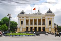Hanoi opera house  Photo by Jazmyn