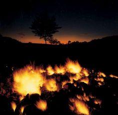 natural Eternal Flame at Hengchun, near Kenting #Taiwan