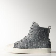 Adidas bankshot Rita Ora m19063 zapatos zapatos plata metálico