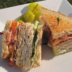 Lorraine's Club Sandwich Recipe - Allrecipes.com