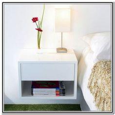 Wall Hung Bedside Tables modern bedside table ideas - google search | artesanato